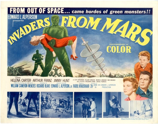 invaders from mars1953